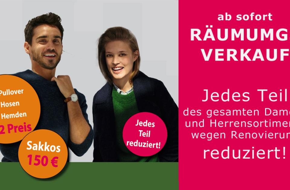 Mode für Ettlingen Karlsruhe Pforzheim