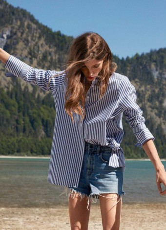Mode für Frauen more and more