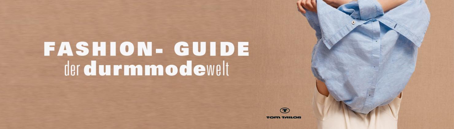 Fashion Guide Mode Tipps Durm