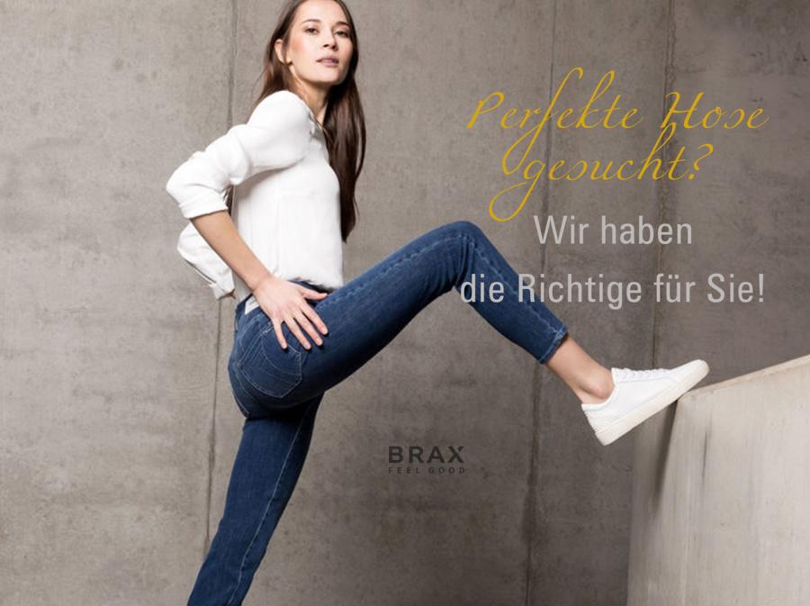 Die perfekte Damen Hose