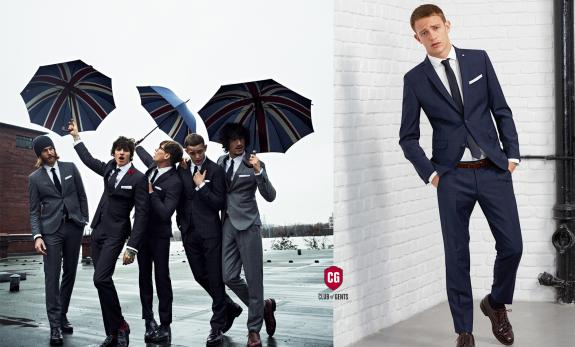 Der perfekte Anzug Mode Ettlingen